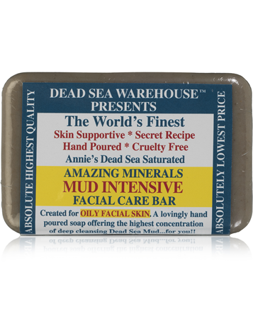 Mud Intensive Facial Care Bar - The Big Bar