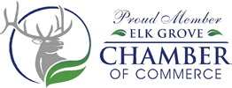 Proud Member Elk Grove Chamber of Commerce