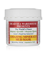 Dead Sea Warehouse Amazing Minerals Mud Mask Full Size 12.4 oz.